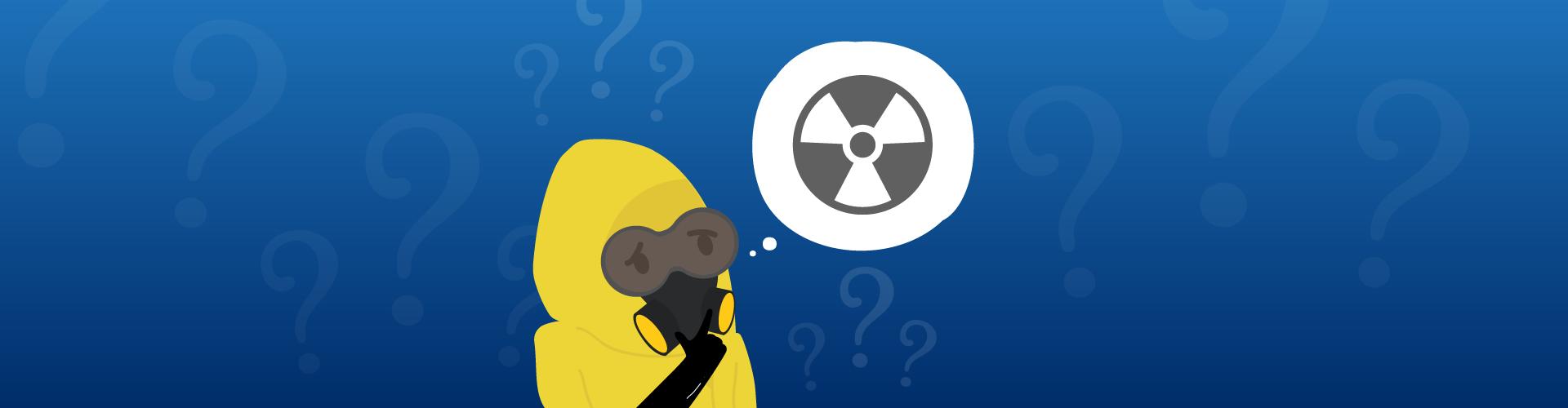 Radiação – Entenda de uma vez por todas