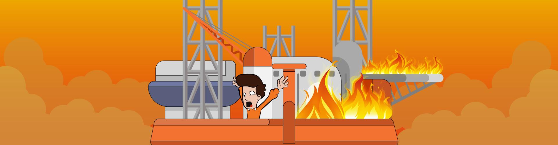 Plataformas de petróleo – 7 dicas de Segurança que salvam vidas nelas