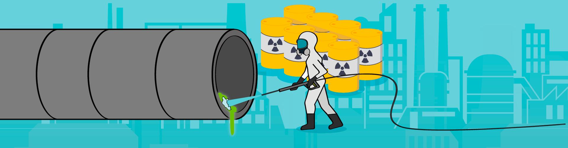 Será que é hora de descontaminar sua plataforma/FPSO?